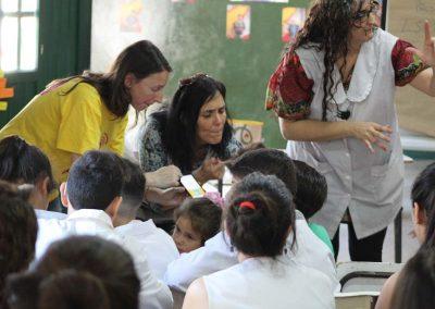 Charlas Gratuitas en Escuelas